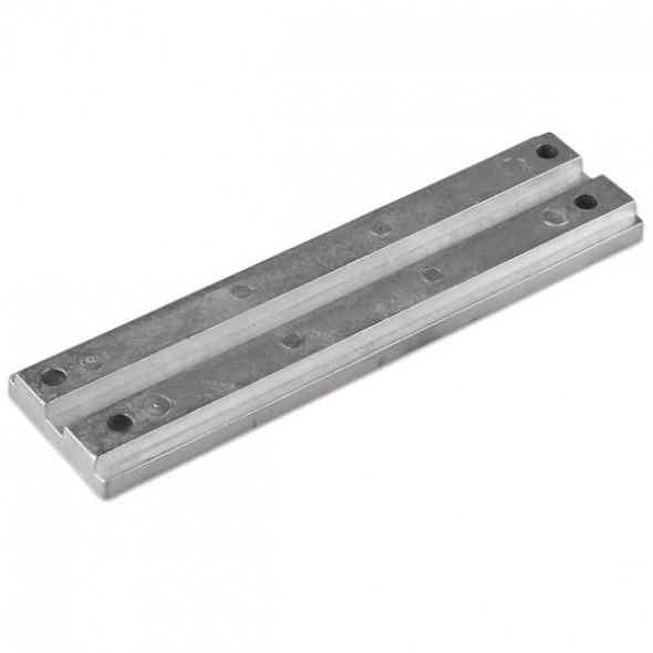 Anodo in zinco per Mercury piastra per trim 818298