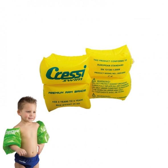 Braccioli Nuoto per bambini Cressi Sub ARM BANDS