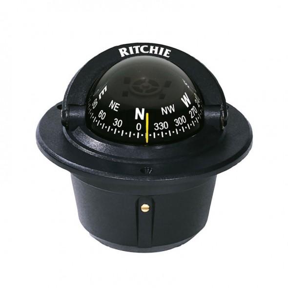 Bussola Ritchie Explorer F-50 da Incasso Diametro mm 70