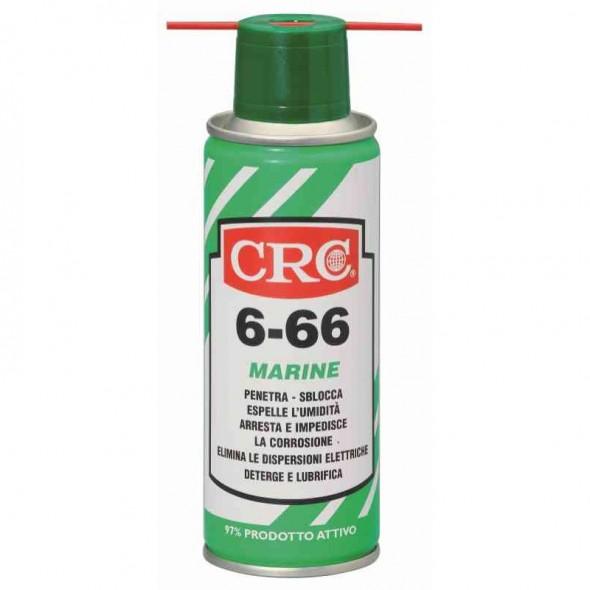 Lubrificante sbloccante CRC marino 6-66 200ml