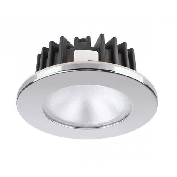 PLAFONIERA QUICK KAI XP 4W IP66 LED BIANCO NATURALE 82mm
