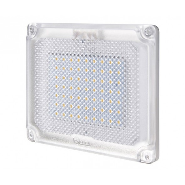 PLAFONIERA QUICK ACTION 5W IP66 LED BIANCO