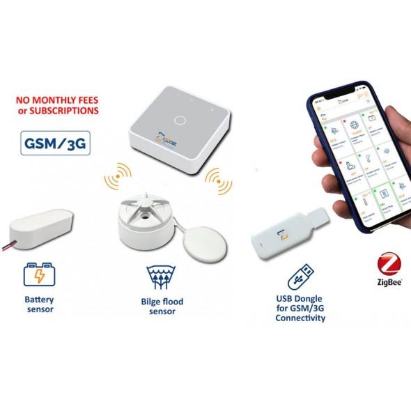 Glomex ZigBoat™ Connectivity Kit