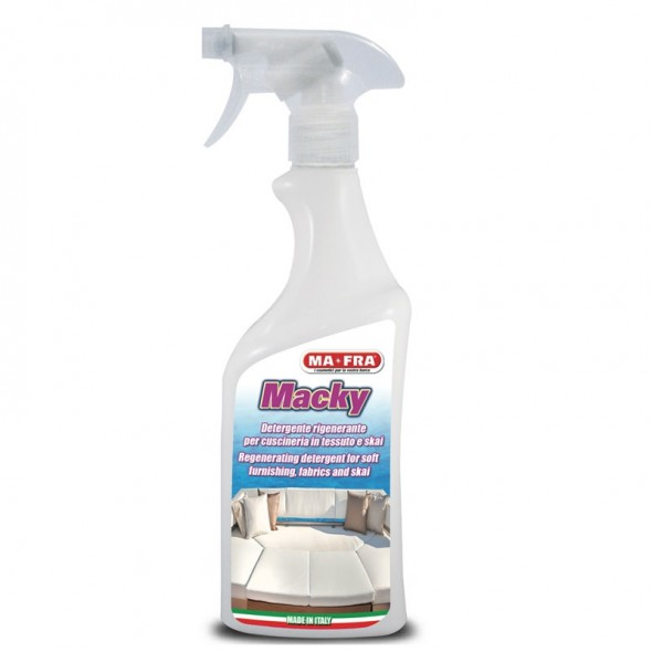 Detergente Rigenerante Cuscinerie Barca Mafra Macky 0,75 Litri