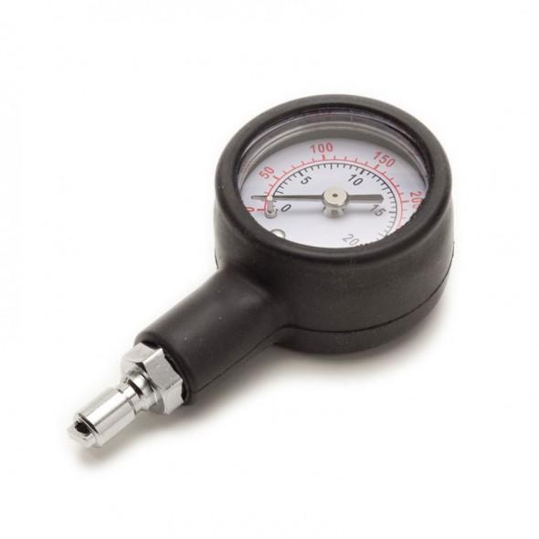 Manometro per controllo pressione intermedia erogatore