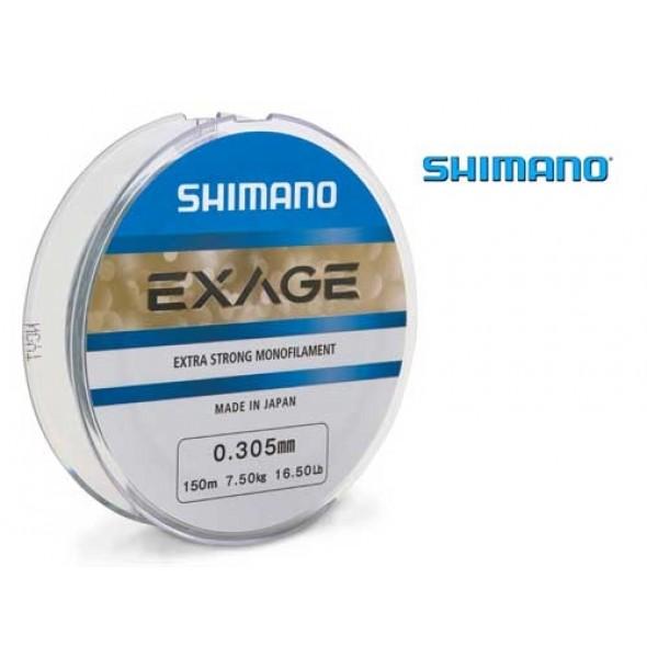 Monofilo Shimano Exage 300 Metri
