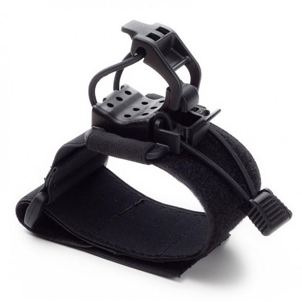 Porta torcia elastico da polso per subacquea