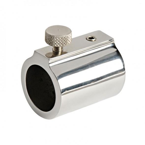 Raccordo per Unire Tubi in Acciaio Inox Ø 22/25 mm