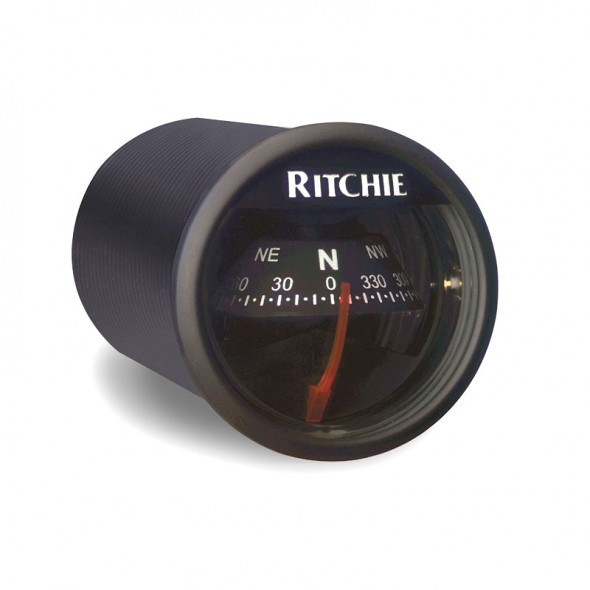 Bussola Ritchie Sport X-21bb Incasso 52mm Nero