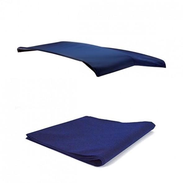 Telo di ricambio per Tendalino Barca a 3 Archi Blu