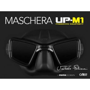MASCHERA DA APNEA OMERSUB UP-M1 BY PELIZZARI MOMODESIGN