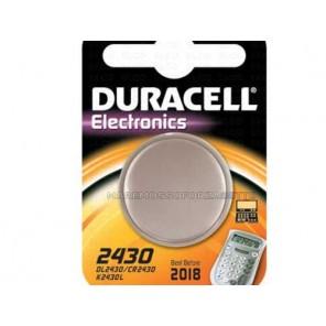 Batteria pila Duracell 2430 per computer subacquei