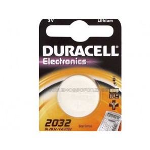 Batteria pila Duracell 2032 per computer subacquei