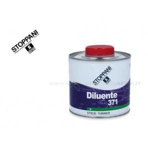 Diluente Per Smalto Bicomponente Stoppani 371 Litri 0,50