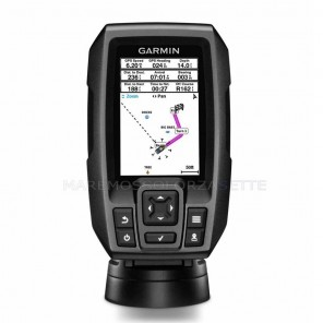 ECOSCANDAGLIO A COLORI CON GPS GARMIN STRIKER 4