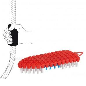 Spazzola Mafrast flessibile per pulizia di cime della barca