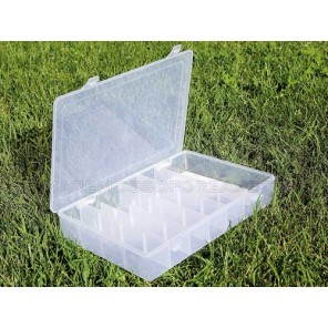 SCATOLA BOXES VALIGETTA ACCESSORI PESCA cm 32x22