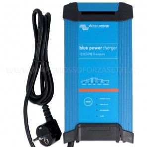 CARICABATTERIA VICTRON IP22 30A  3 USCITE BLUE POWER