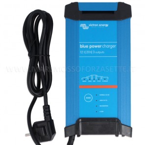CARICABATTERIA VICTRON IP22 20A  3 USCITE BLUE POWER