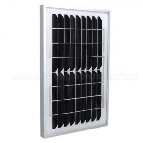 Pannello solare monocristallino Lalizas 5 watt