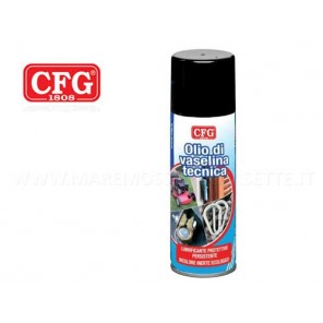 OLIO DI VASELLINA TECNICA CFG SPRAY 200ML
