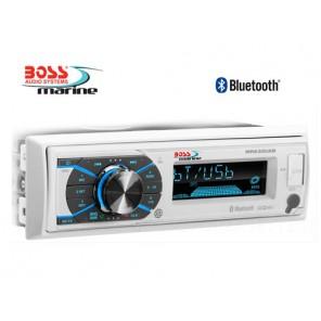 Radio barca stereo marinizzato Boss Marine MR632uab con telecomando