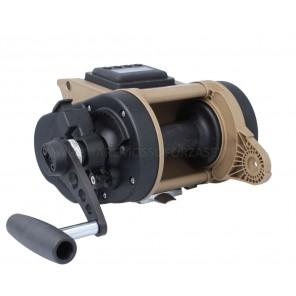 Mulinello elettrico Kristal Fishing XL648DM velocità regolabile