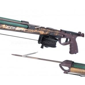 COMBAT KAMA SEACSUB con mulinello fucile pesca