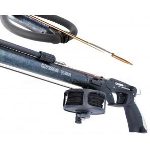 cressi sub yuma fucile con mulinello