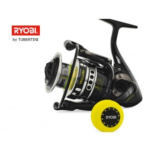 MULINELLO PESCA RYOBI AP POWER YELLOW 6000 BY TUBERTINI