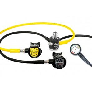 Erogatore subacqueo Cressi Sub MC5 compact din con manometro