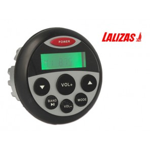 Radio Am/fm Per Barca E Lettore Mp3 Lalizas Mp804