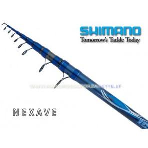 Canna Barca Shimano Nexave Bx Tegt11 4,50mt