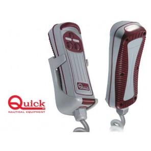 Pulsantiera Stagna Multiuso Quick HRC1002L Con Luce Led