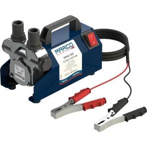 Pompa 12 volt per travaso dei liquidi pompa marco made in Italy