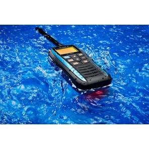 VHF Icom IC-M 25 EU portatile impermeabile galleggiante