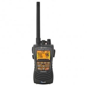 VHF Cobra Marine MR HH600 black con gps impermeabile ipx8