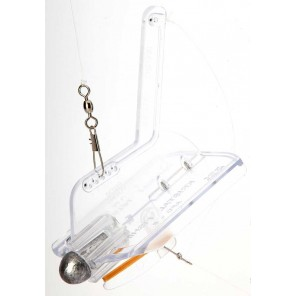 Affondatore traina Kristal Fishing AFC3 invisibile squid catcer