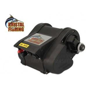 Mulinello elettrico Kristal Fishing XL638 velocità regolabile