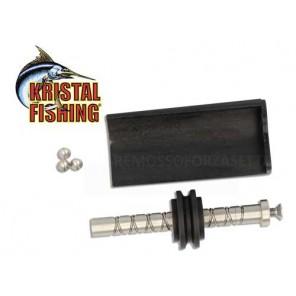 Guidafilo per mulinelli elettrici Kristal Fishing serie 640