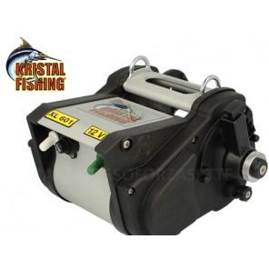 Mulinello elettrico Kristal Fishing XL601 velocità singola