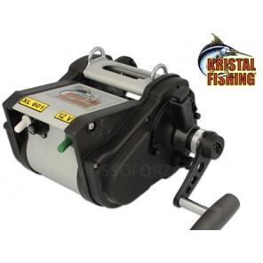 MULINELLO ELETTRICO KRISTAL FISHING XL601M VELOCITA SINGOLA