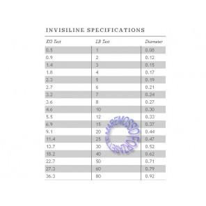 MONOFILO FLUOROCARBON SUFIX INVISIBILE 20 METRI