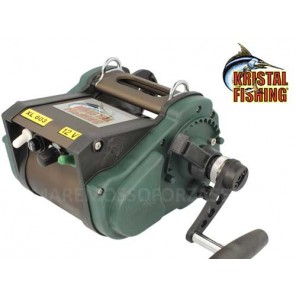 Mulinello elettrico Kristal Fishing XL603M velocità regolabile