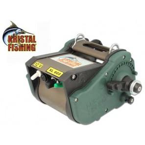 Mulinello elettrico Kristal Fishing XL603 velocità regolabile