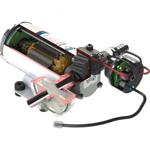 Pompa Marco UP6E 26 Lit/Min autoclave elettronico 12/24 volt dc
