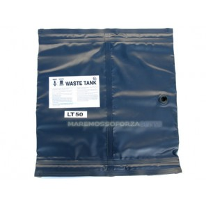Serbatoio acque nere flessibile 50 litri