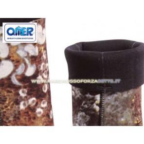 CALZARI SUB 1,5 mm OMER MIMETICO 3D