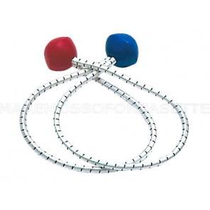 Serravele elastico con palline 50cm