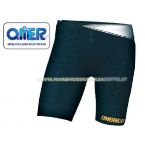 BERMUDA IN NEOPRENE 3mm OMER SUB SPALMATO